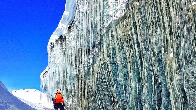 Alaska ATV Side By Side Snowmobile Adventure Tours Glacier